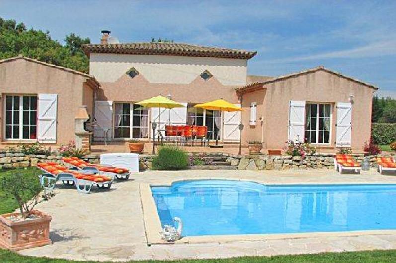 Villa Au Plan De La Tour Dans Le Var En ProvenceAlpesCte DAzur
