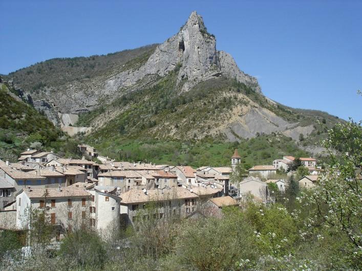 Location de vacances - Chalet à Veynes - villages provençaux