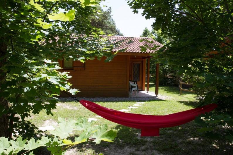 Location de vacances - Chalet à Veynes - chalet