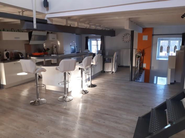Location de vacances - Appartement à Beaune - Ambiance générale !