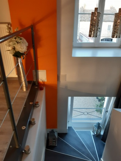 Location de vacances - Appartement à Beaune - Espace arrivée !