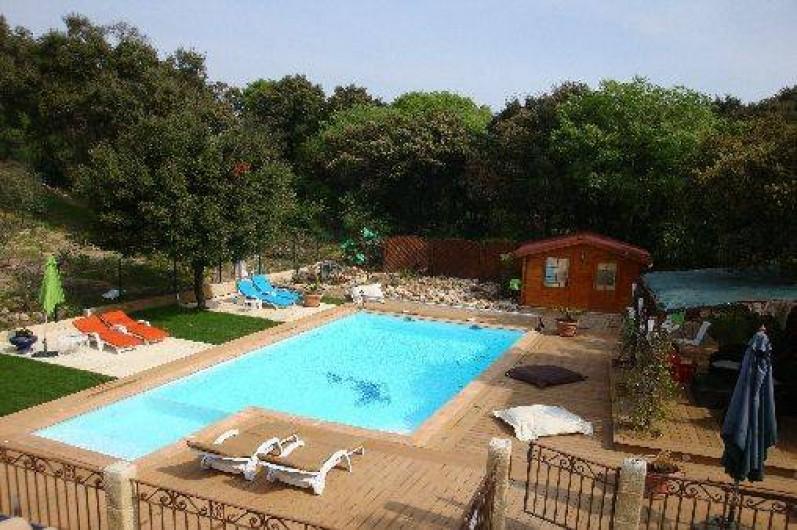 Location de vacances - Chambre d'hôtes à Bellegarde