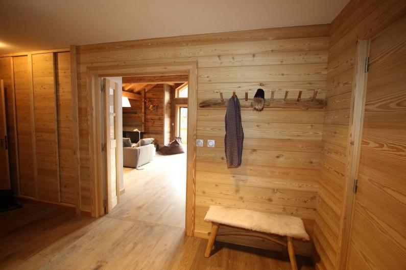 Location de vacances - Appartement à La Salle-les-Alpes - Entrée