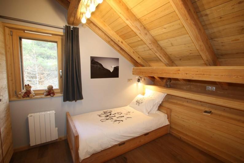 Location de vacances - Appartement à La Salle-les-Alpes - Chambre 5