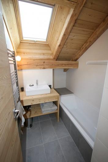 Location de vacances - Appartement à La Salle-les-Alpes - Salle de bains