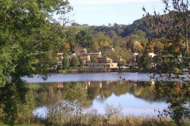 Location de vacances - Chalet à Menet - l'autre rive