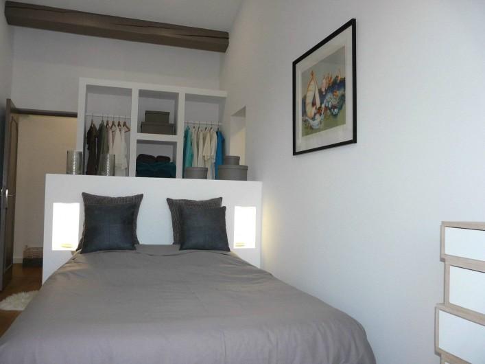 Location de vacances - Appartement à Ramatuelle - Chambre 1.2