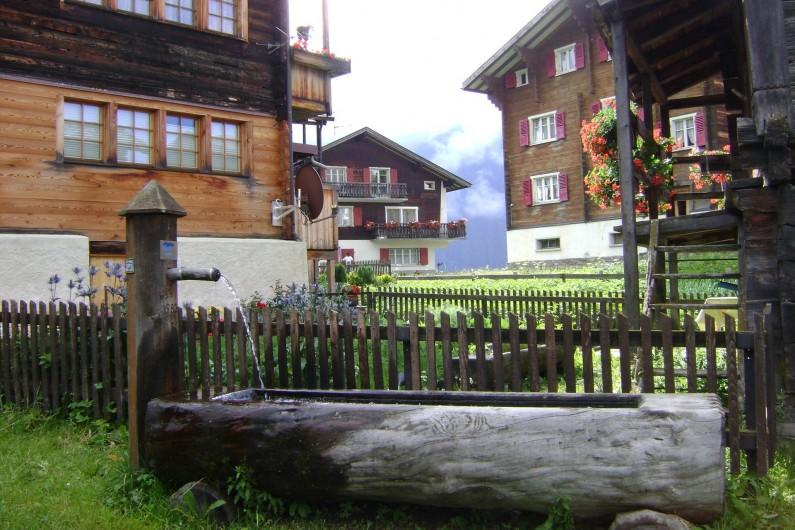 Location de vacances - Chalet à Bellwald - Bellwald