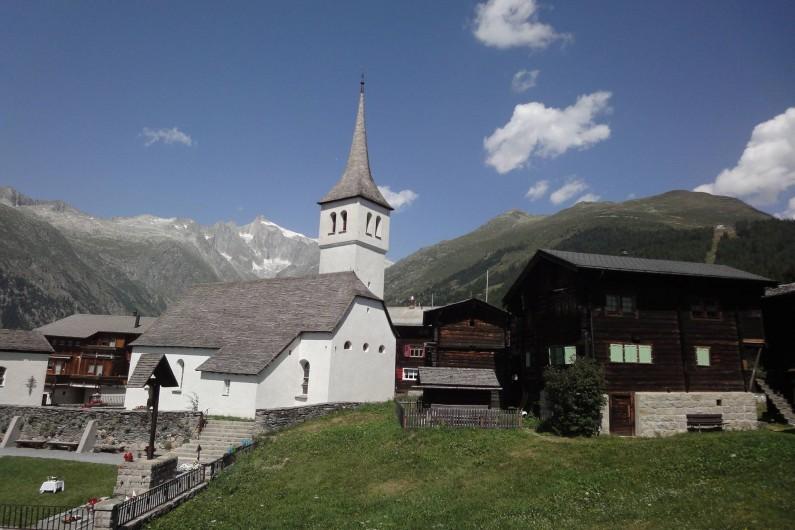 Location de vacances - Chalet à Bellwald - Bellwald, pistes