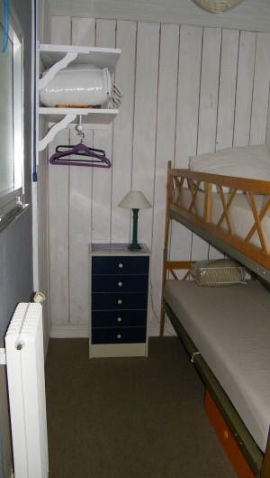 Location de vacances - Appartement à Superbolquère - Cabine