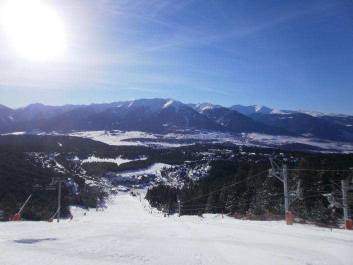 Location de vacances - Appartement à Superbolquère - Haut des pistes Pyrénées 2000
