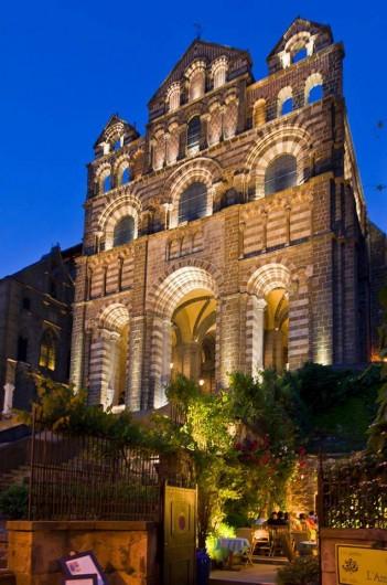 Location de vacances - Gîte à Siaugues-Sainte-Marie - CATHEDRALE DU PUY EN VELAY
