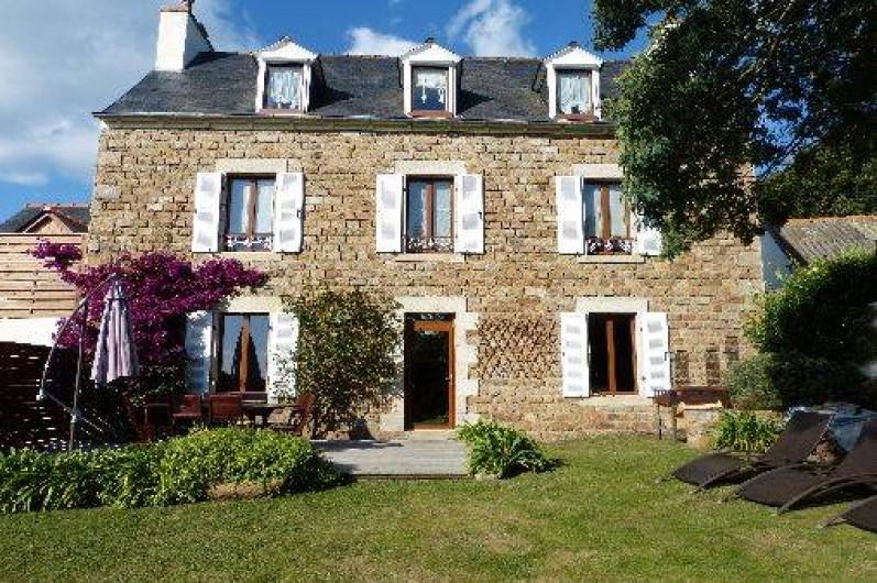 Location de vacances - Villa à Île-de-Bréhat