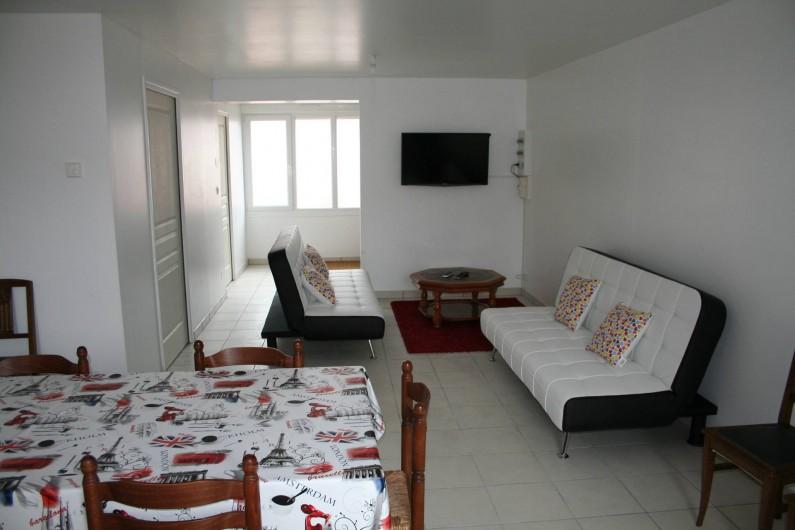 Location de vacances - Maison - Villa à Wissant - Salon