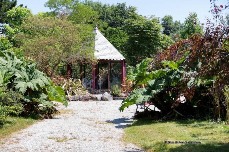 Location de vacances - Insolite à Briec - Jardin