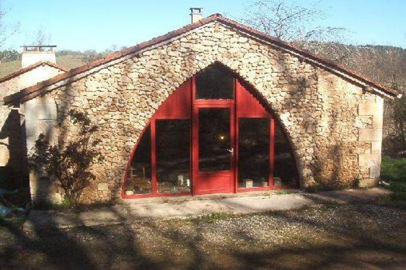 Location de vacances - Gîte à Manzac-sur-Vern