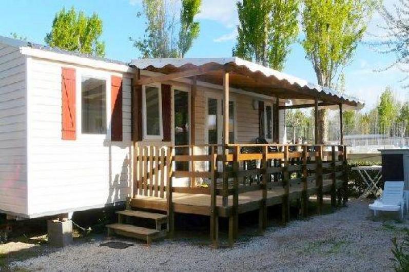 Location de vacances - Camping à Vias
