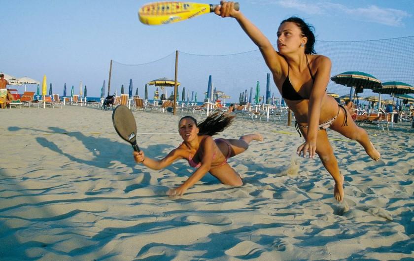 Location de vacances - Appartement à Rimini - Plage