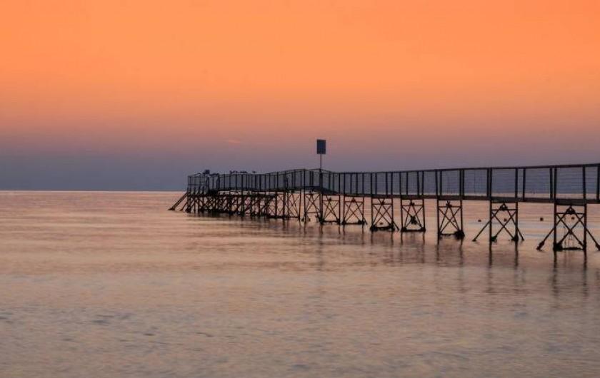 Location de vacances - Appartement à Rimini - Mer