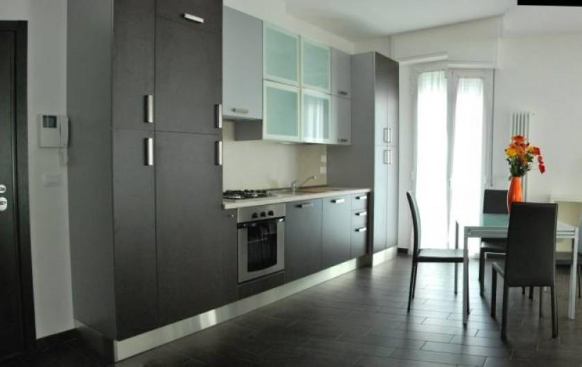 Location de vacances - Appartement à Rimini - cuisine