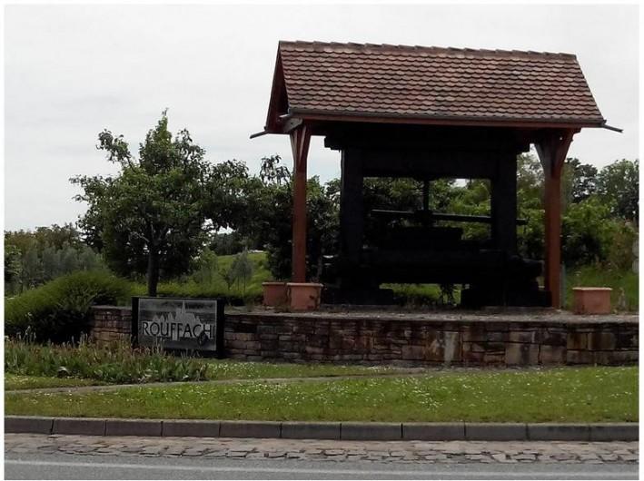 Location de vacances - Maison - Villa à Rouffach