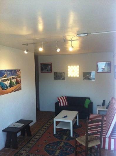 Location de vacances - Villa à Tamariu - Hall étage inférieur
