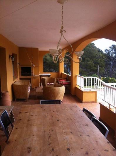 Location de vacances - Villa à Tamariu