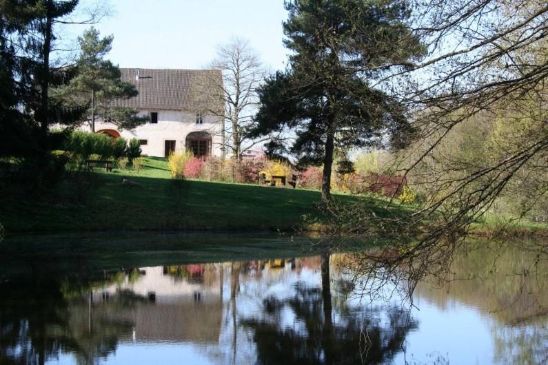 Location de vacances - Chambre d'hôtes à Le Clerjus - La propriété