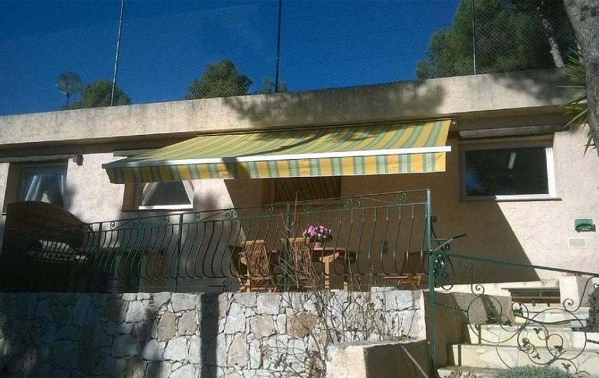 Location de vacances - Villa à Cantaron