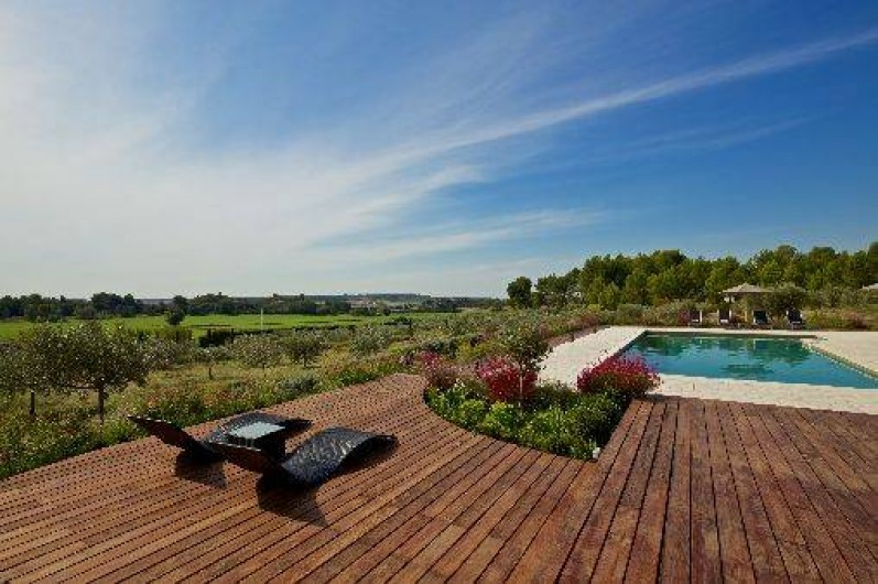 Location de vacances - Mas à Fontvieille