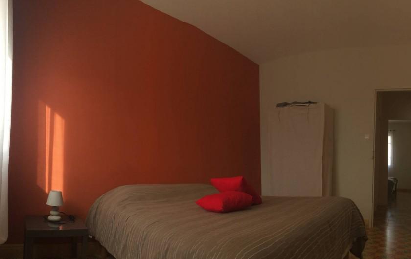 Location de vacances - Maison - Villa à Gruissan - chambre 1