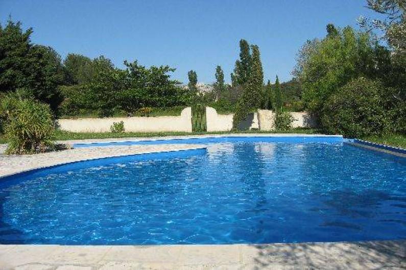 Location de vacances - Mas à Les Baux-de-Provence