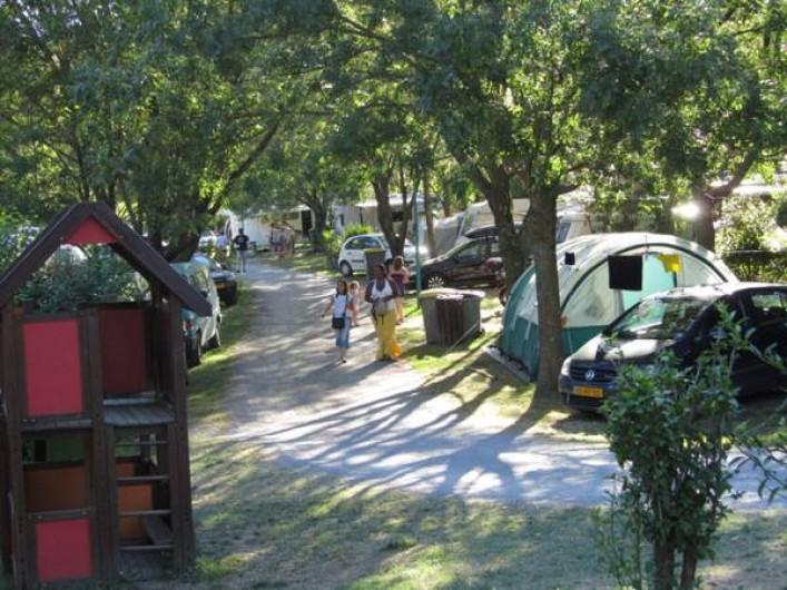 Location de vacances - Camping à Meyras