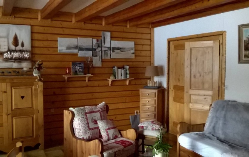 Location de vacances - Appartement à Prémanon