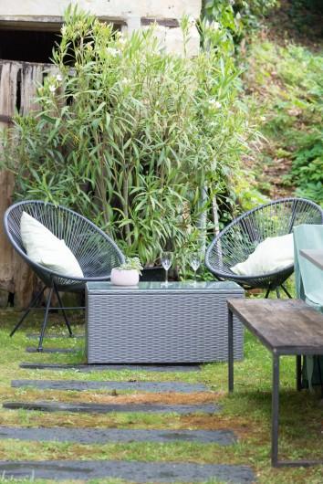 Location de vacances - Gîte à Bourg sur Gironde - coin gite