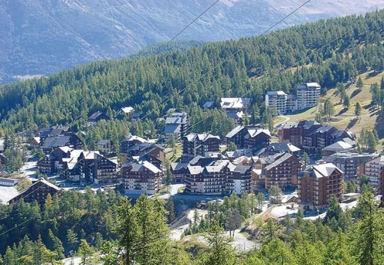 Location de vacances - Appartement à Risoul - Station été