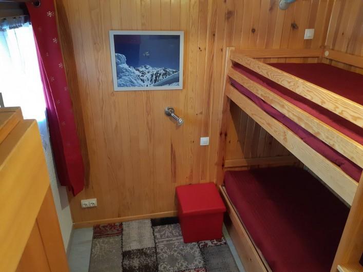 Location de vacances - Appartement à Risoul - Chambre
