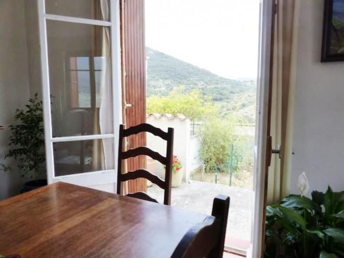 Location de vacances - Appartement à Perpignan - salle à manger