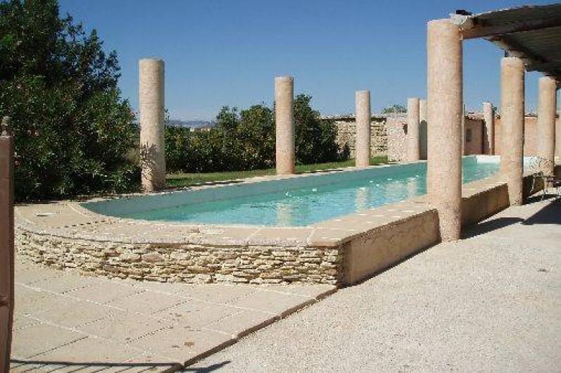 Location de vacances - Mas à Mazan