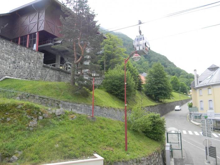Location de vacances - Studio à Cauterets - face a la télécabine