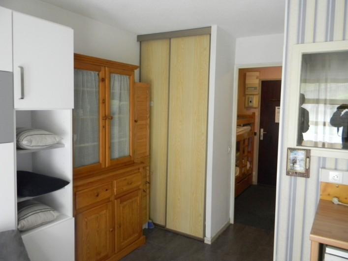 Location de vacances - Studio à Cauterets - Grande pièce
