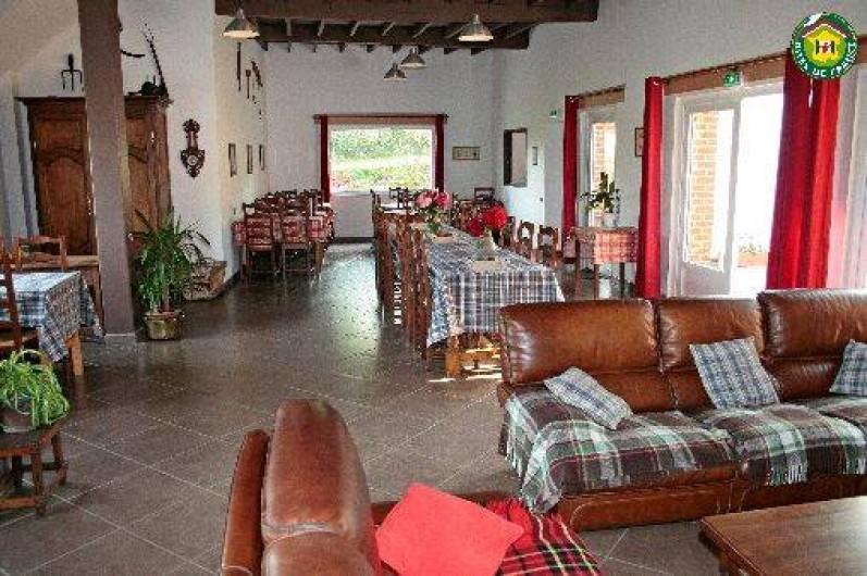 Location de vacances - Gîte à Reclinghem