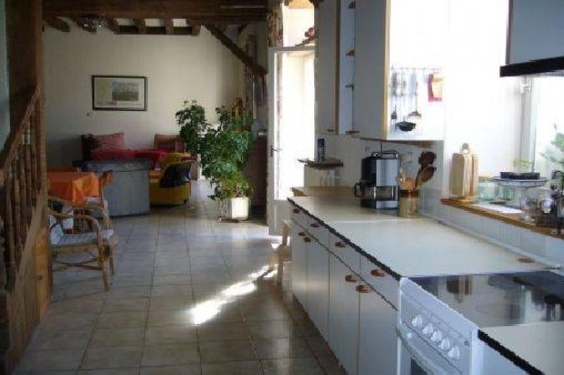 Location de vacances - Gîte à Chambourg-sur-Indre