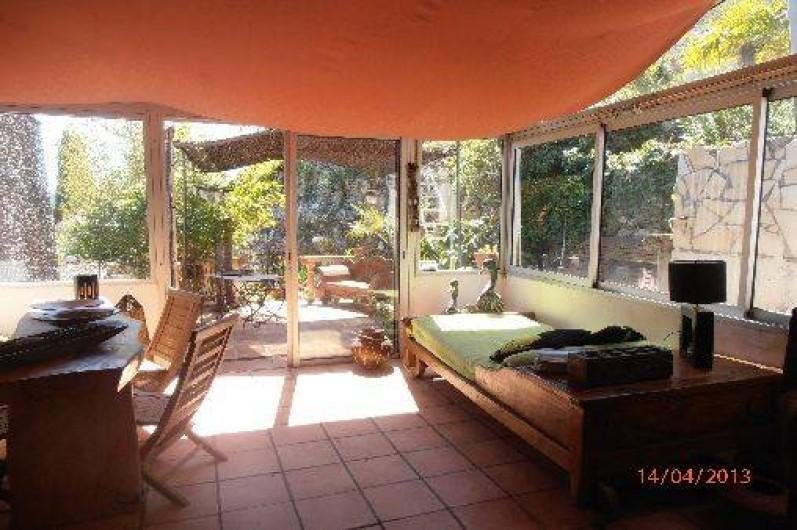 Location de vacances - Villa à Belgentier