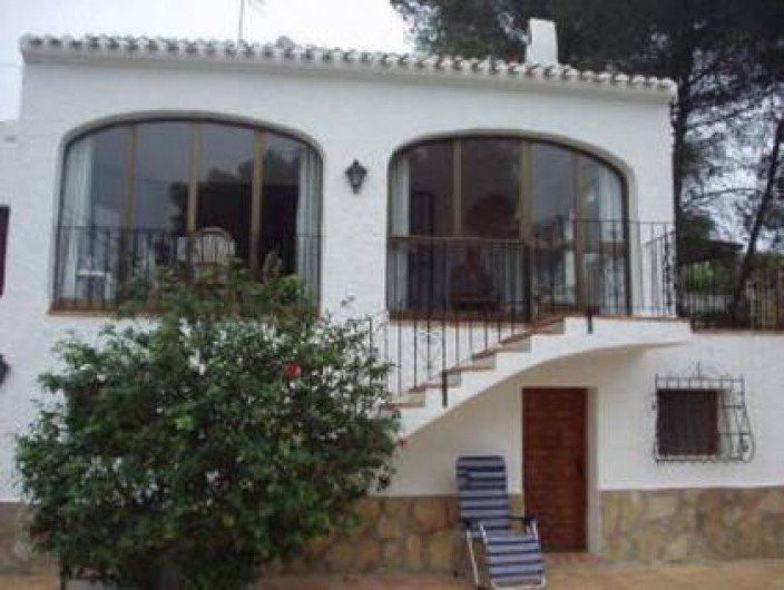 Location de vacances - Villa à Xàbia