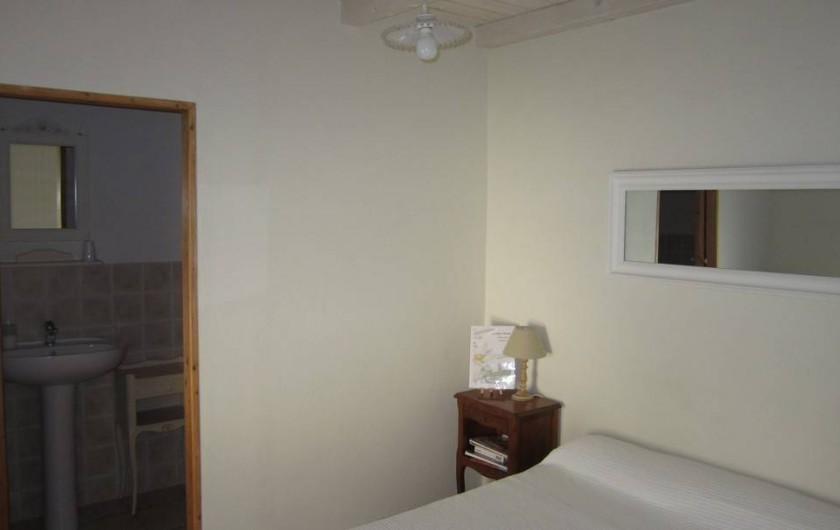 Location de vacances - Chambre d'hôtes à Saint-Julien-en-Vercors - Edelweiss 1