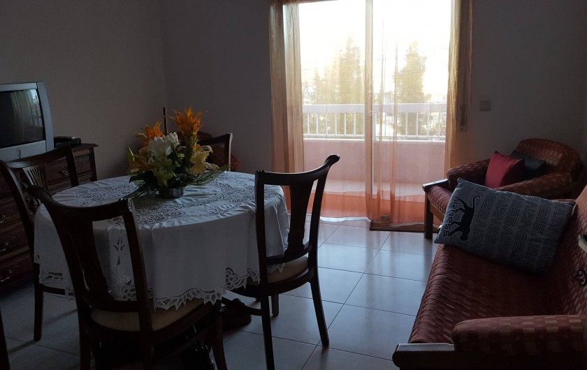 Location de vacances - Appartement à Arreigada