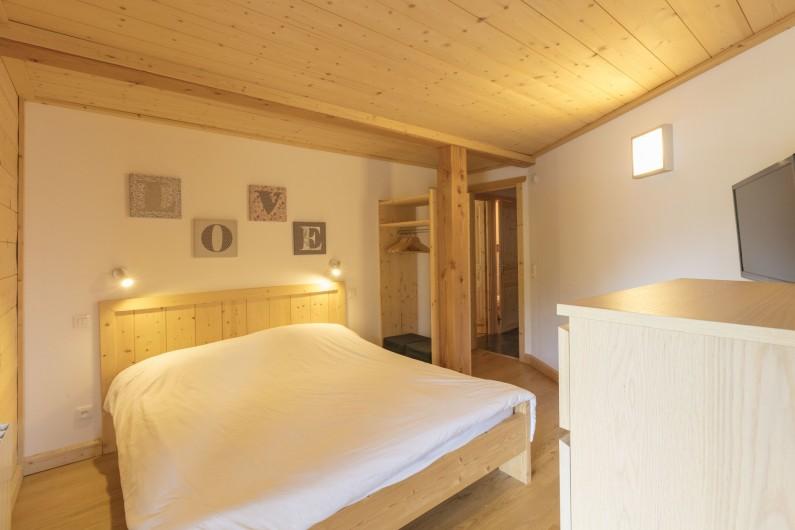 Location de vacances - Chalet à Montgenèvre - Chambre 2