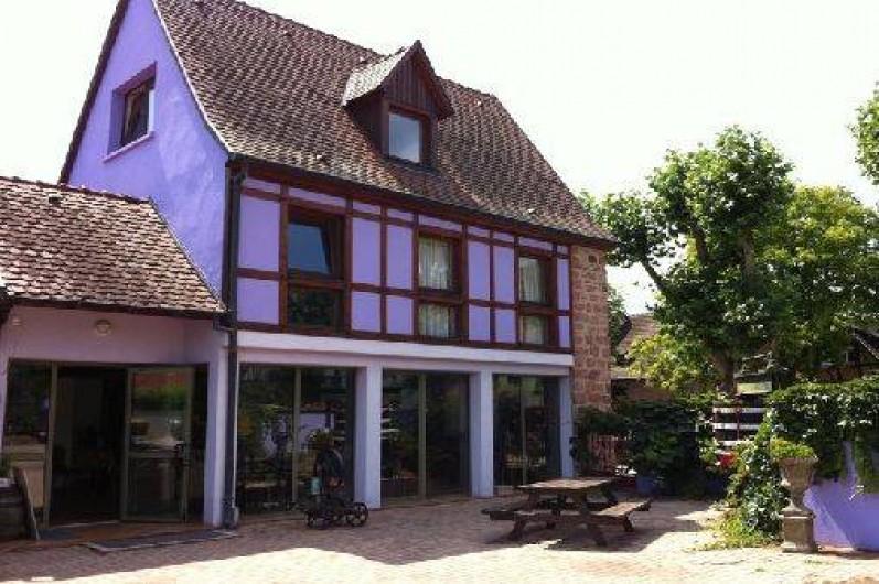 Location de vacances - Chambre d'hôtes à Saint-Hippolyte