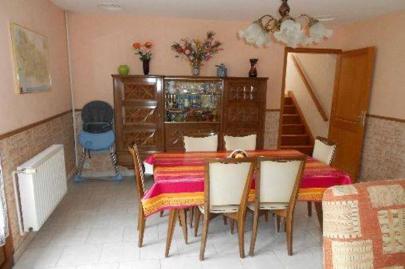 Location de vacances - Gîte à Yonval